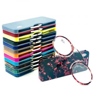 Mini Óculos de Leitura Portátil