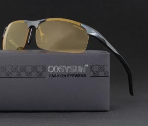 Óculos de Visão Noturna Anti Reflexo 2020 HD Polarizado
