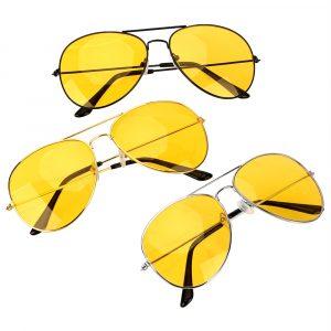 Óculos de Visão Noturna Anti Reflexo
