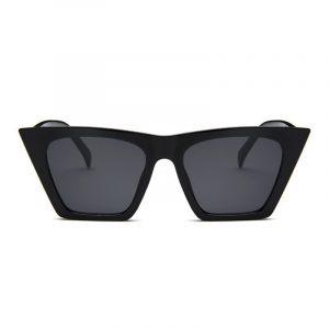Óculos de Sol Feminino Futurista Proteção uv400