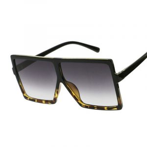 Óculos de sol Quadrado Feminino Polarizado Proteção UV400