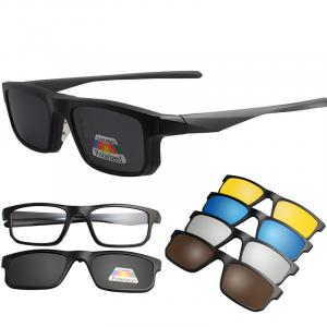 Óculos Clipon 5 em 1