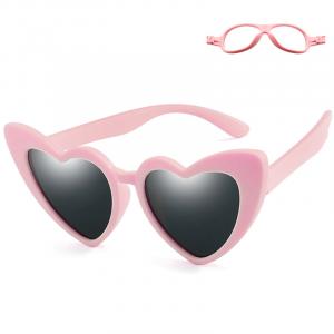Óculos de Sol Infantil Heart